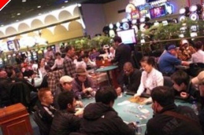 한국 7 Luck Poker Room 장애인 자선 토너먼트 0001