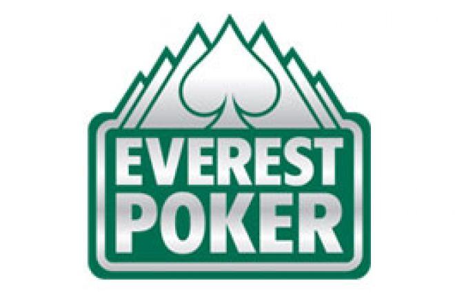Freeroll - paskutinis šiemet $500 nemokamas turnyras Everest Poker kambaryje 0001