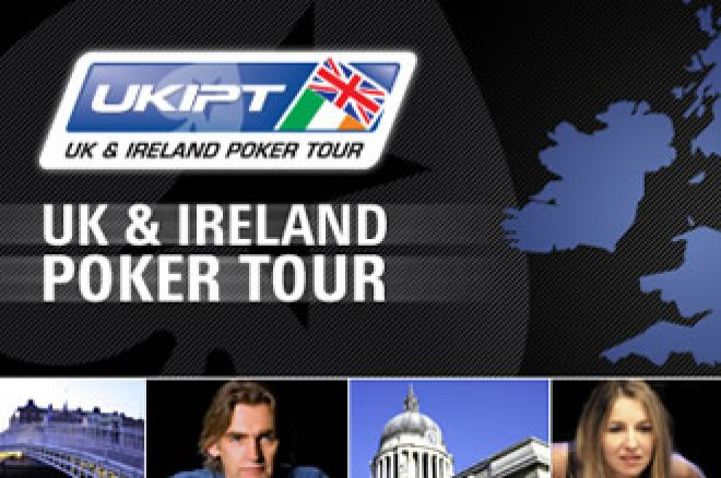 UK & Ireland Poker Tour Galway - Padraig Parkinson е шампион 0001