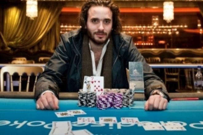 Georges Tohme спечели Paradise Poker Tour Лондон 0001