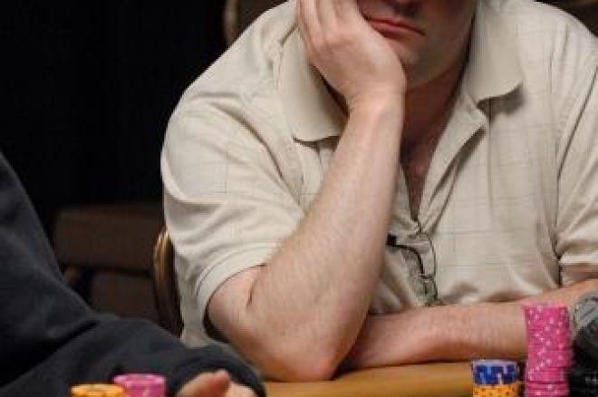 World Poker Tour Five Diamond Classic: Tough Table Draws, Landfish Leads; Mizzi Cracks... 0001