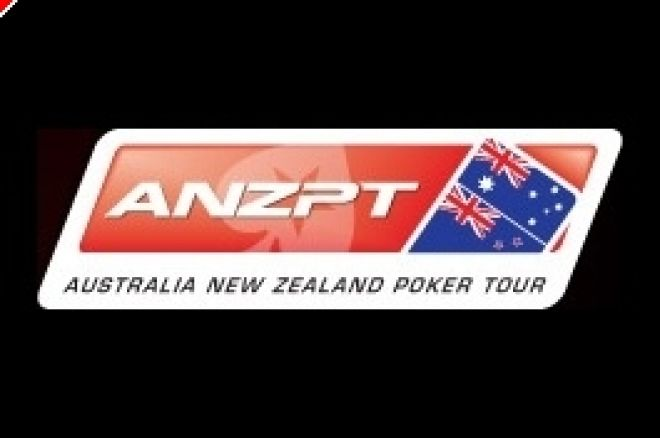 Програмата на Australia New Zealand Poker Tour за Сезон 2 0001