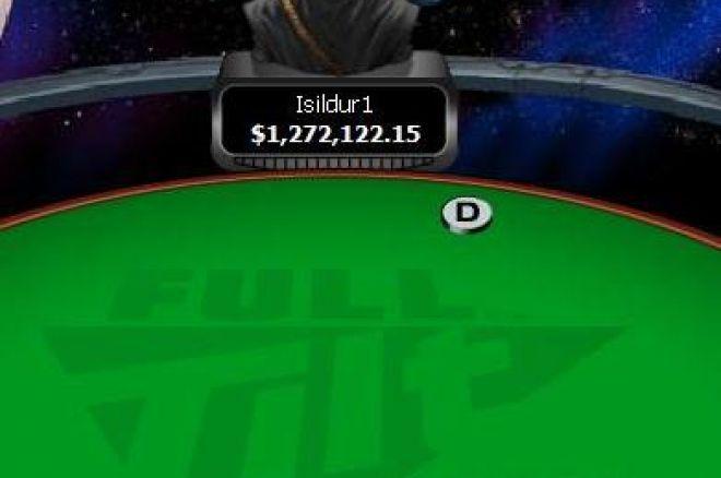 Isildur1 på Full Tilt Poker