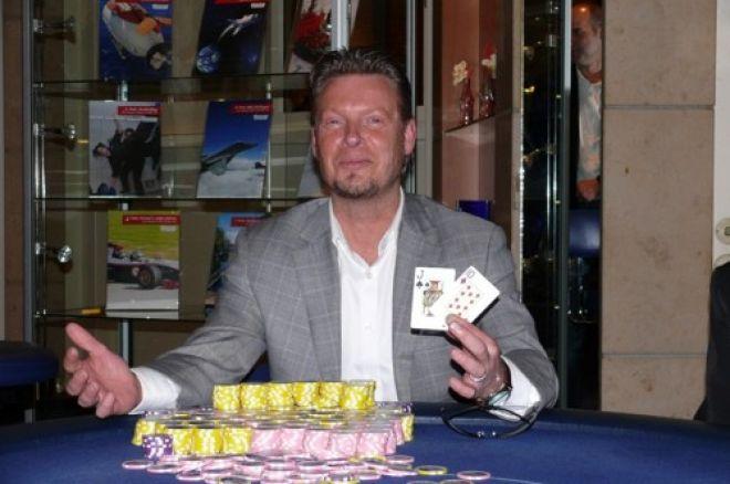 Pokeria kotona moskovassar