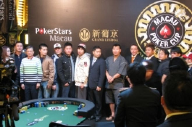 Devin Tang 赢得澳门扑克冠军杯主赛事 0001