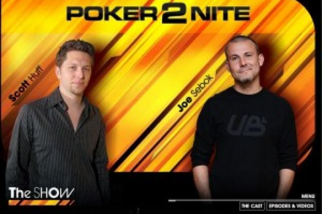 Poker2Nite дебютира по The Poker Channel Europe 0001