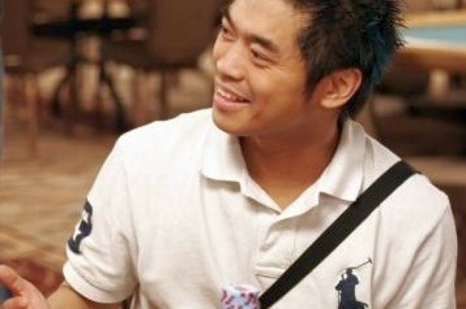 2008 WSOP Event #7, $2,000 NLHE, Day 1: Theo Tran Leads 0001