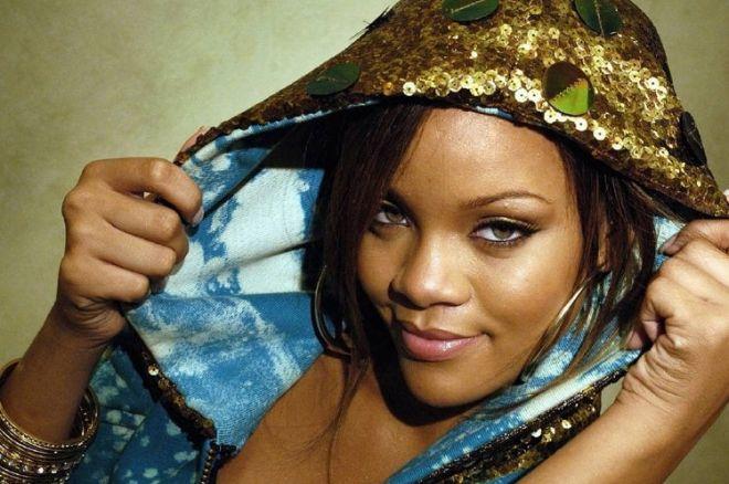 Rihanna og PokerStars?
