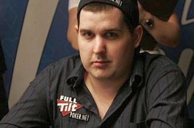 2008 WSOP 'November Nine' Focus: Scott Montgomery 0001