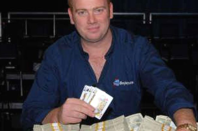 2008 WSOP Event #50, $10,000 PLO Championship: Marty Smyth Wins Gold 0001