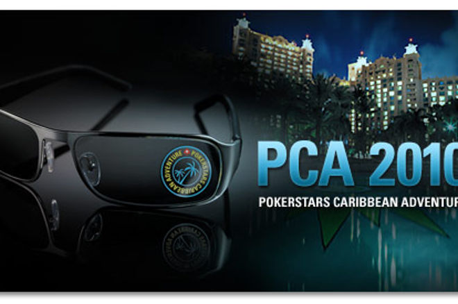 PokerStars Caribbean Adventure - Wayne Bentley е чип лидер след Ден 1А 0001