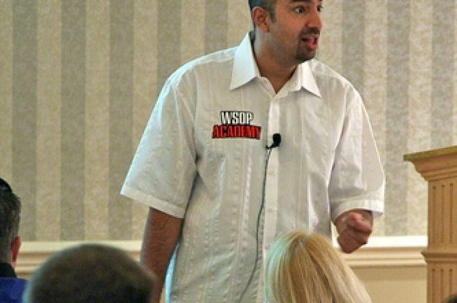 Pokerio psichologijos guru Samas Chauhanas: svarbu turėti vidinę šerdį 0001