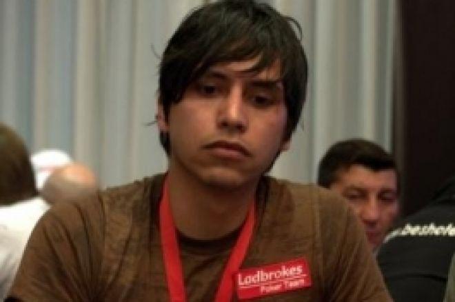 Polední turbo: Další pokerový hráč končí, World Series of Poker Europe na ESPN a... 0001