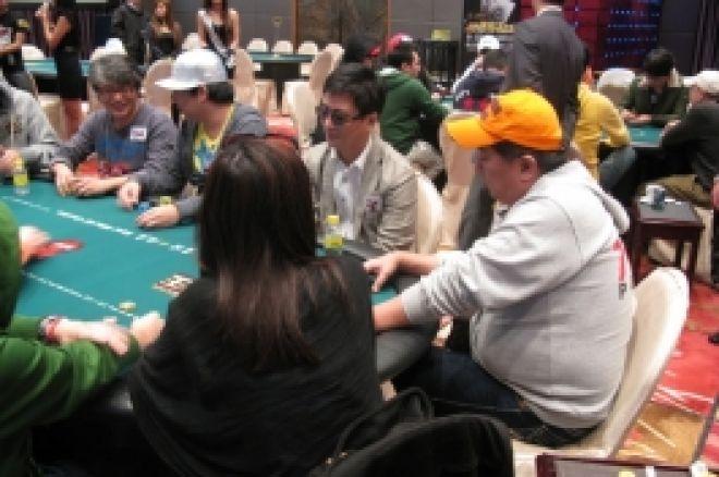 最终10位玩家将于明天决逐亚洲扑克王大赛的桂冠 0001