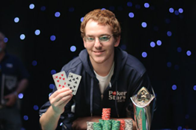 PokerStars.net Caribbean Adventure - Harrison Gimbel е победител 0001