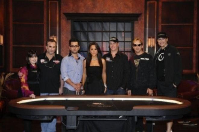 """Pokerio skaitiniai - Leatherass tampa naujo tinklapio instruktoriumi, """"Poker After Dark""""... 0001"""