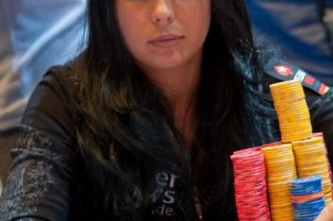 Sandra Naujoks european poker awards