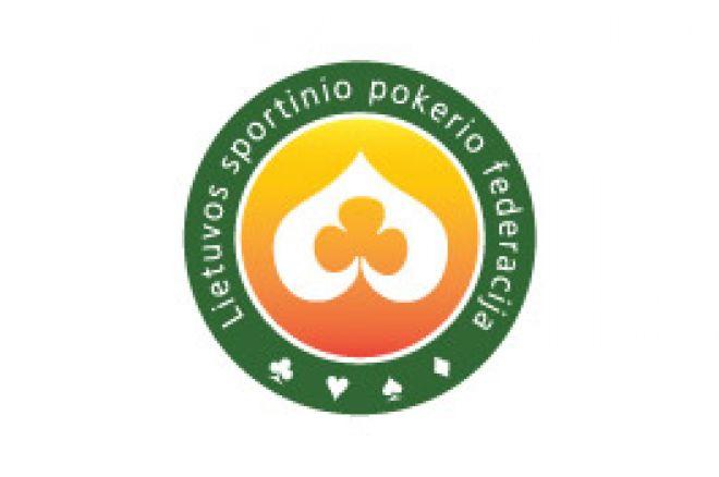 PokerNews kalbina Lietuvos sportinio pokerio federacijos steigimo koordinatorių 0001