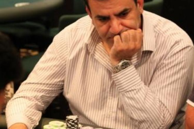 Aussie Millions, Event #1 Day 1a: Xen Xenofontos and Tony Hachem Build Stacks 0001