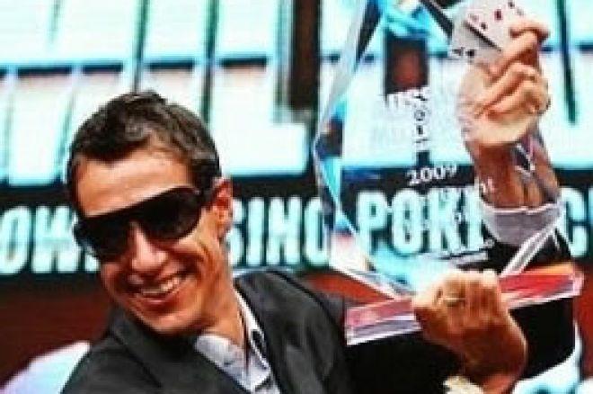 2010 Aussie Millions: Defending Champion Stewart Scott 0001