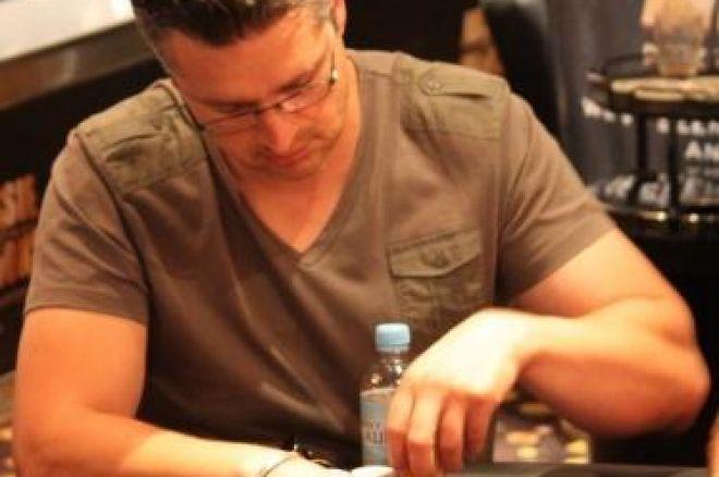 Aussie Millions, Event #1 Day 1b: Jim Mastorakos Charges Ahead 0001