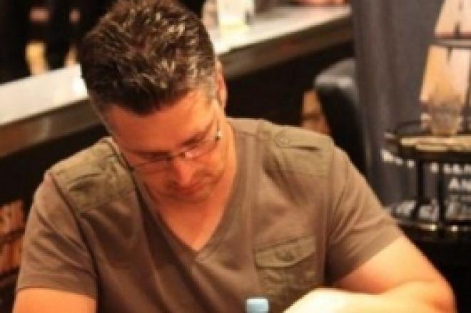 2010 Aussie Millions - Jim Mastorakos води след Ден 1Б 0001