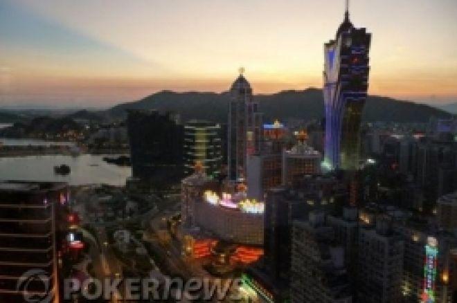 Ze světa hazardu: Těžký život pokerových nováčků a rekordní profity v Macau 0001