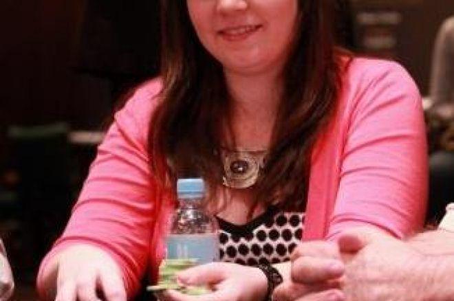 Annette Obrestad - Aussie Millions 2010 Event #4
