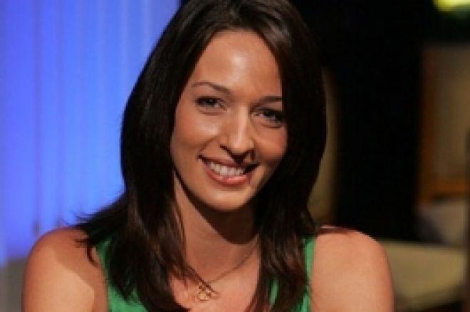 Интервю с новия член на Team PartyPoker Kara Scott 0001