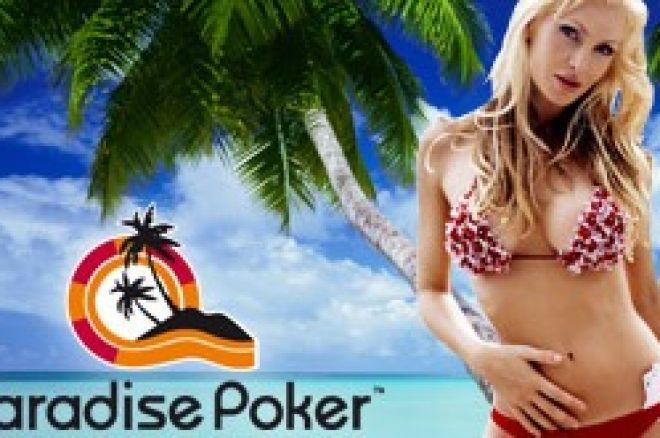 €4,500 Рейк състезание за българи в Paradise Poker 0001