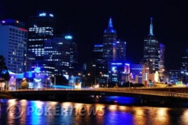 Melbourne og Aussie Millions 2010