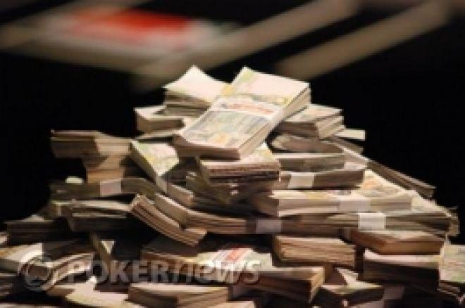 Изграждане на банка, Том 6, Част 1: $10 Холдем Без... 0001