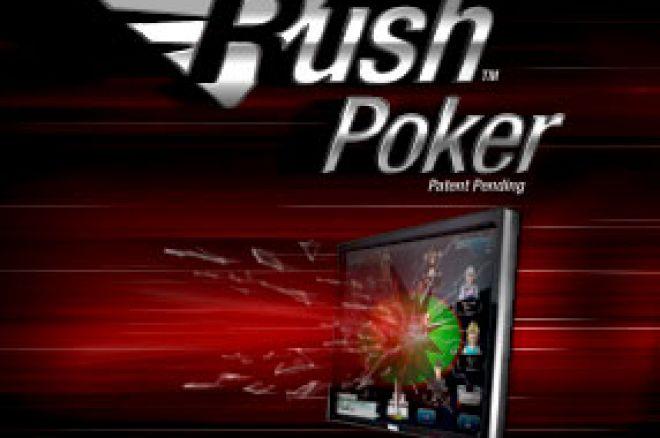 RUSH poker novinka ve světe online pokeru 0001