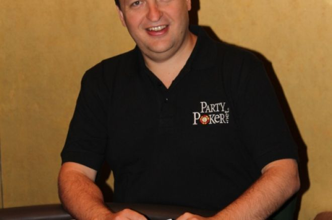 Tony G Signs Player Representation Deal with Party Poker 0001