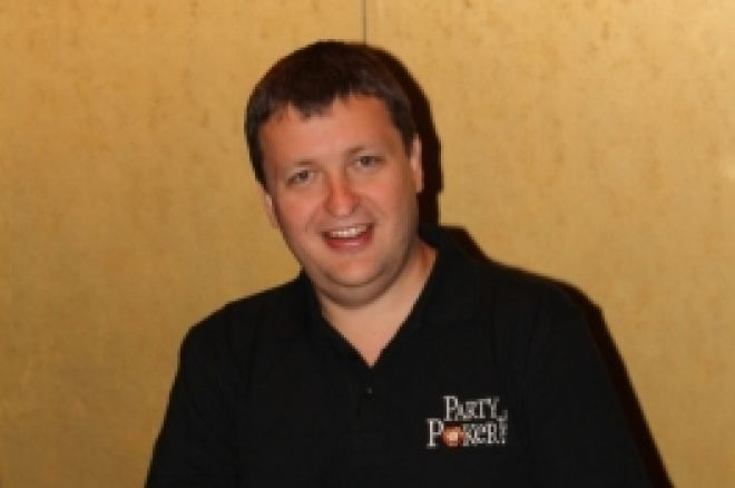 Tony G podepsal smlouvu s Party Poker 0001