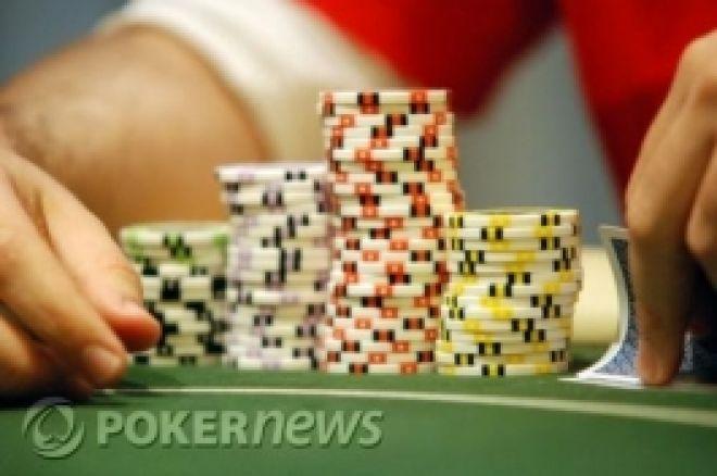 Bankrollo Augintojai. Šešių žaidėjų NL10 grynųjų pinigų žaidimas. Antroji dalis 0001