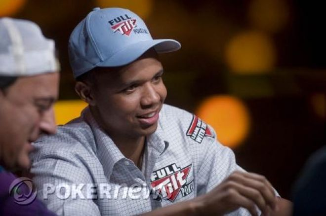 The Nightly Turbo: Phil Ivey in the Top Spot, Everleaf Gaming Merges, and More 0001
