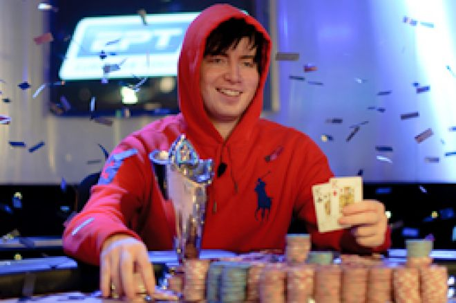 """European Poker Tour Deauville Day 5: Jake """"neverbluff67"""" Cody Takes the Trophy 0001"""