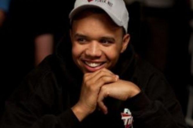 Pokerio skaitiniai - aukščiausias Ivey pasiekimas ir pokerio tinklų jungtuvės 0001