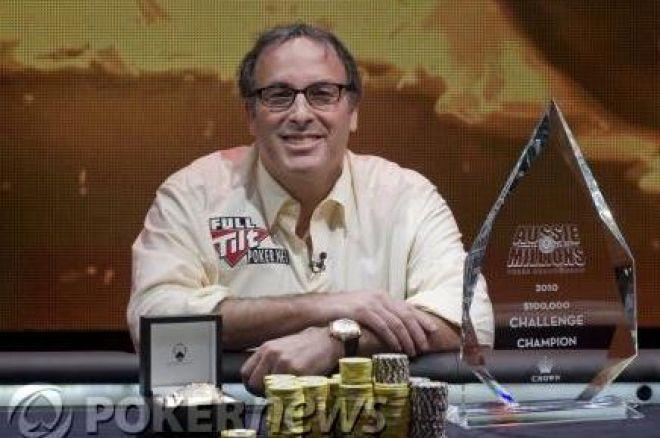 Dan Shak $100 000 Challenge Aussie Millions