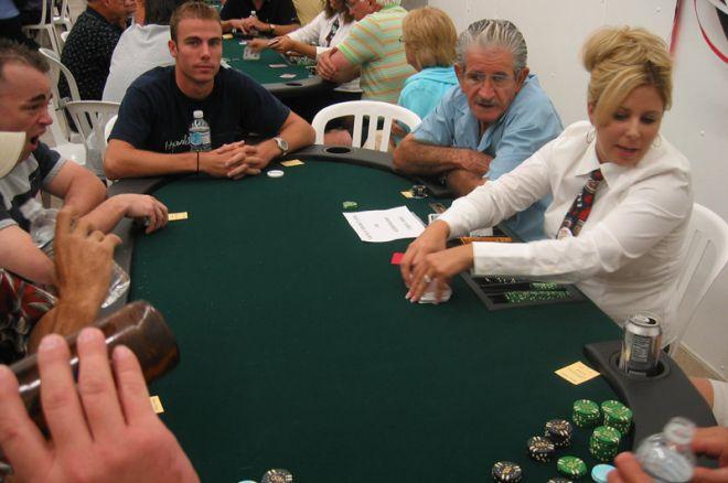 Pokerio Kritikas - apie pirmuosius gyvus turnyrus 0001