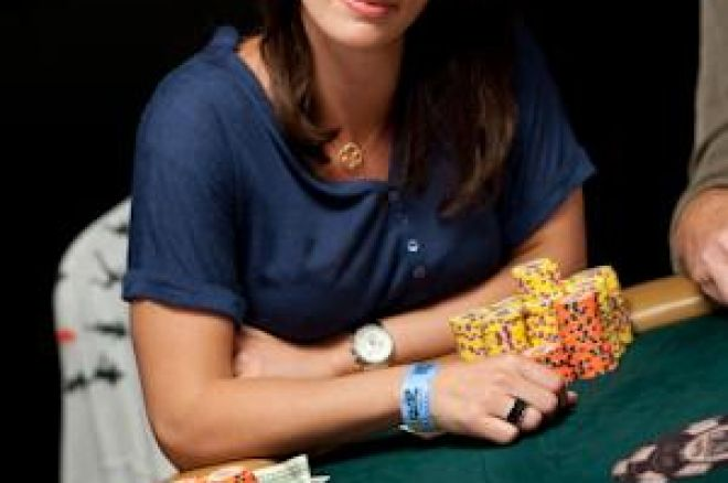 Kara Scott - Team PartyPoker