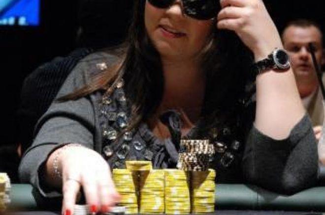 Annette Obrestad Aussie Millions Main Event