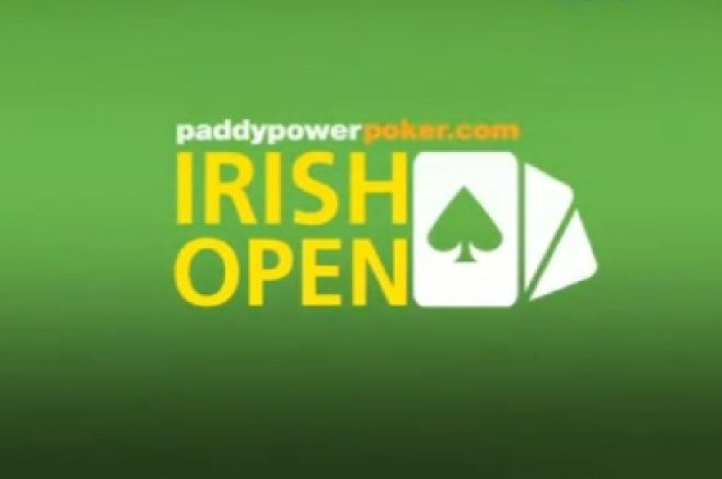 На Irish Poker Open с Unibet Poker 0001
