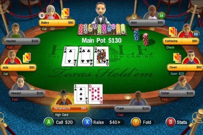 Hoyle Texas Hold'em за Xbox 0001