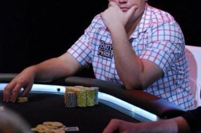 Aussie Millions Main Event 2010 - Frederik Jensen