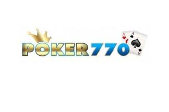 Poker770 - $10k garanteret præmiepulje