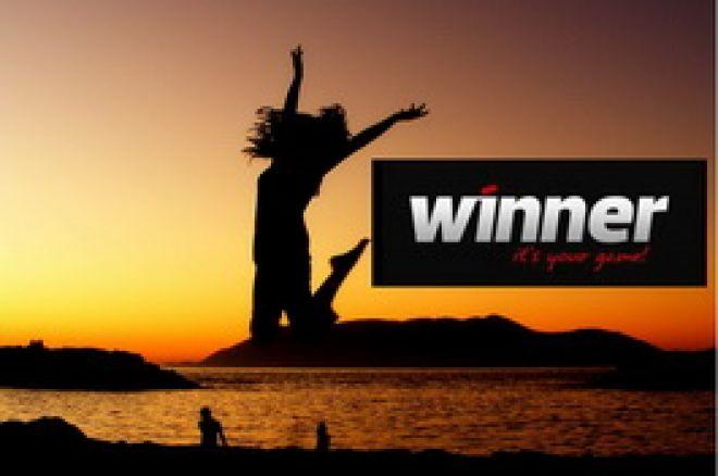 Kedd, akkor itt az újabb $1000 PokerNews/Winner Poker Cash Freeroll 0001