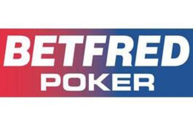 Betfred's $8,000 i cash freeroller fortsetter 0001