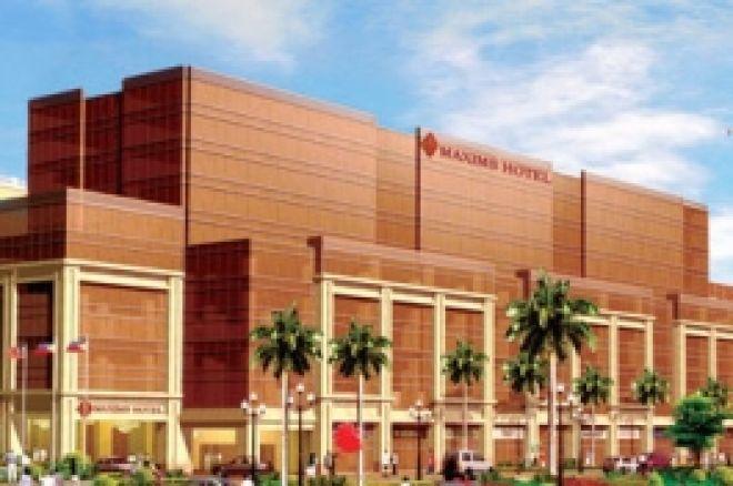 亚洲扑克新闻精选扑克室: Resorts World Manila(马尼拉名胜世界) 0001